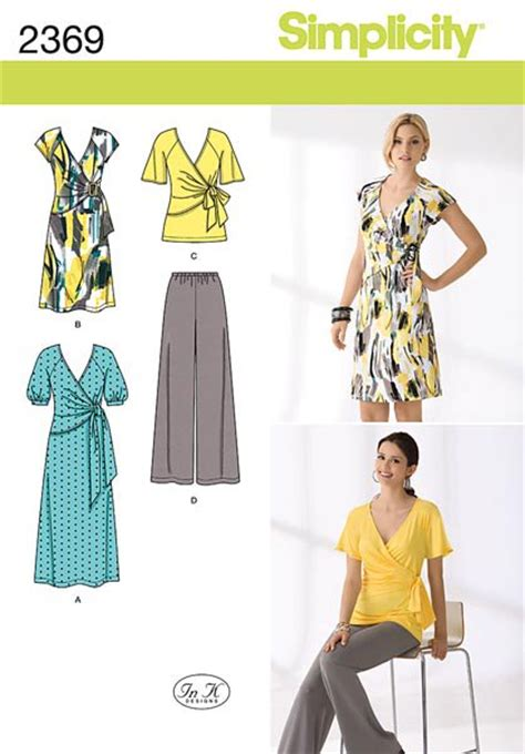 simplicity pattern website simplicity 2369 misses dress separates