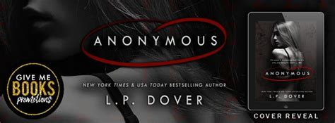 cover reveal anonymous  lp dover atlpdover