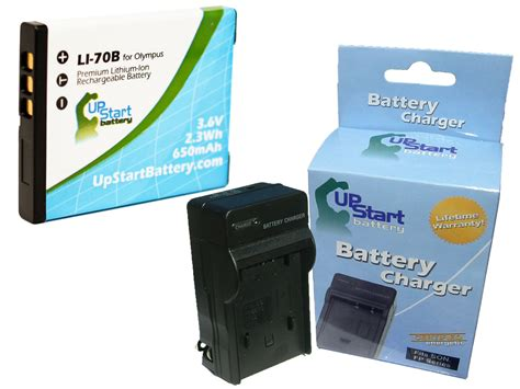 Battery Olympus Li 70b Oem li 70b battery charger for olympus vg 160 vg 110 fe