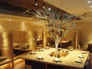 decorating fascinating japanese restaurant modern design ideas indoor plant stunning