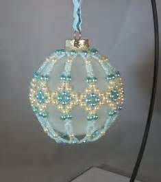 25 best ideas about beaded ornament covers on