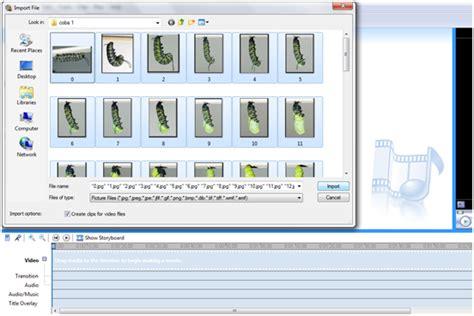 cara membuat tulisan video movie maker tutorial cara mengoperasikan movie maker 2 6 catatan norma