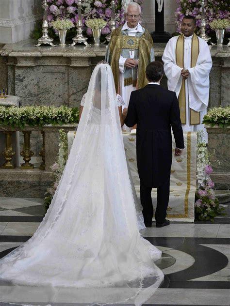 Hochzeit Trauung by Prinzessin Madeleine Und Chris O Neill So Bewegend War