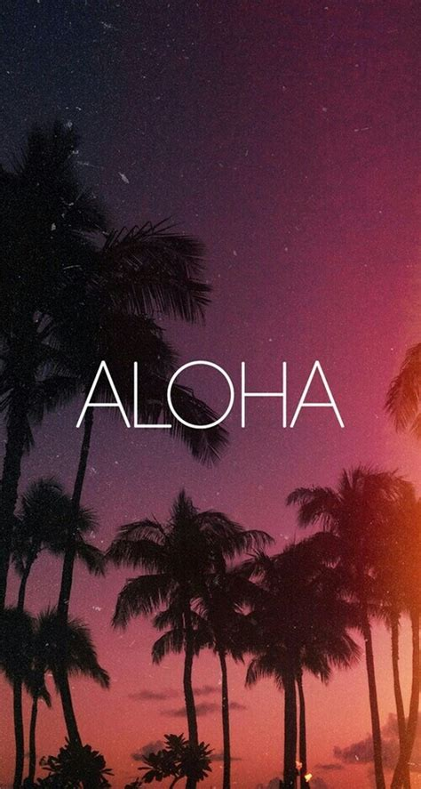 Wallpaper Tumblr Aloha | aloha background hawaii tumblr wallpaper image
