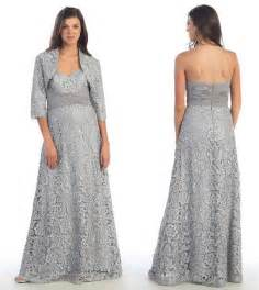 plus size silver lace dress collections