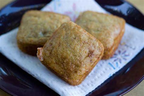 Tokyo1 Mini Bread Square low mini banana bread squares cookie madness