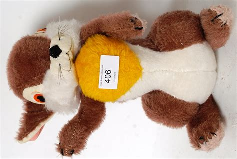 Merrythought Wish a vintage merrythought teddy stuffed thumper rabbit