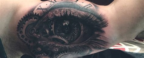 eye tattoos for men 15 creative designs for you ll want to ink