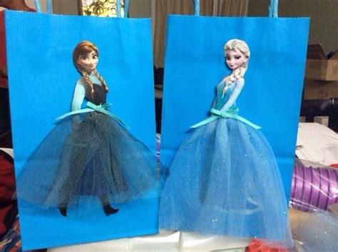bolsitas de frozen bolsas para dulces frozen ideas para fiestas y m 225 s