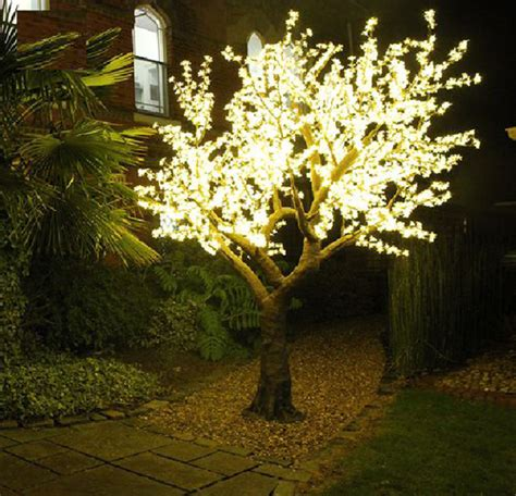white led tree lights led tree branch lighting amazon com lightshare led