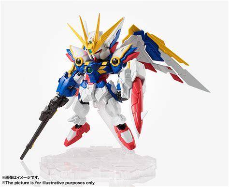 Sd Wing Gundam Endless Waltz Ew Ver Ka Bandai bandai nxedge style wing gundam ew ver quot gundam wing endless waltz quot
