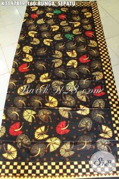 Kemeja Wanita Motif Bunga 128 kain batik motif bunga sepatu batik kombinasi tulis yang