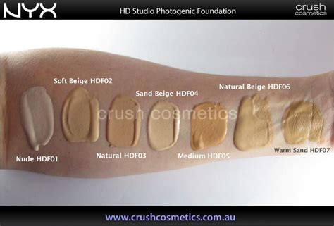 Nyx Hd Foundation nyx hd foundation reviews photos ingredients makeupalley