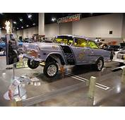 Daly's Machine The Story Of A 1955 Chevy Gasser