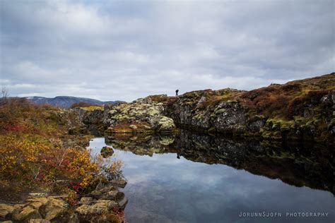 Images Of Beautiful Things by 222 Ingvellir National Park Where You Walk Between Two