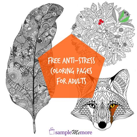 leaf collage coloring page anti stress coloring pages for adults slememore leaf