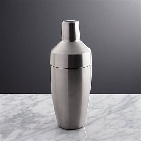 Carter Drink Shaker   Crate and Barrel