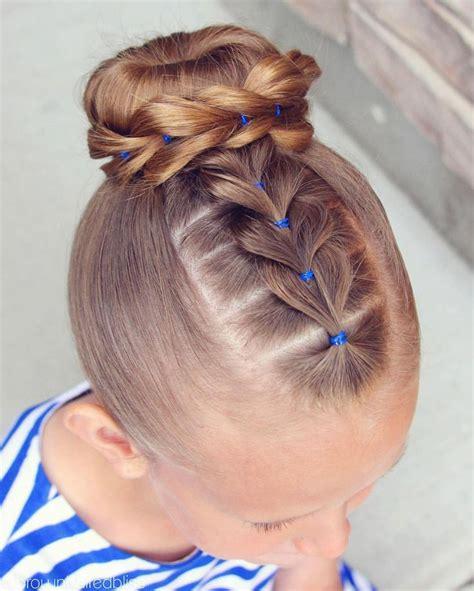herringbone accent braids children s hairstyles best 25 kid hairstyles ideas on pinterest