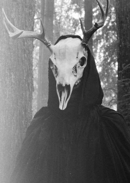 Creepy Deer Mask deer skull deer skulls