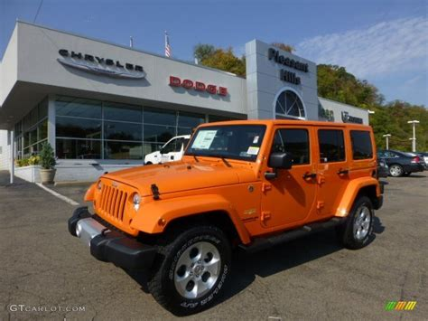 jeep orange orange jeep wrangler 2013 imgkid com the image kid