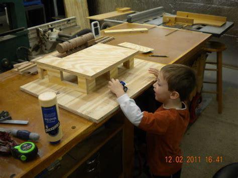toy garage  bjss  lumberjockscom woodworking