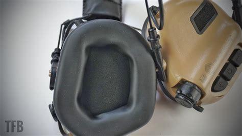 Earmor M31 Electronic Hearing Protector tfb review opsmen m31 earmor electronic hearing protection the firearm blogthe firearm