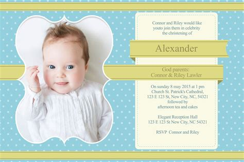 layout invitation for christening invitation for christening layout invitation for