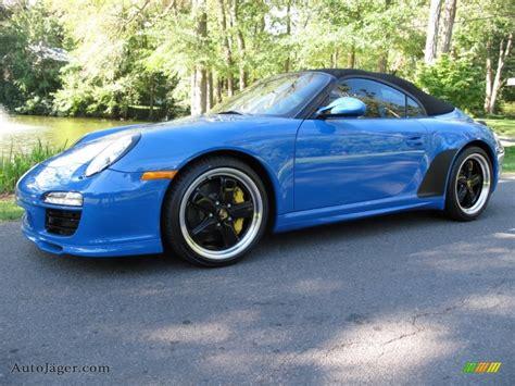 2011 porsche speedster for sale 2011 porsche 911 speedster in pure blue 795655 auto