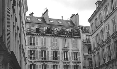 balcony black and white buildings houses windows 183 free photo