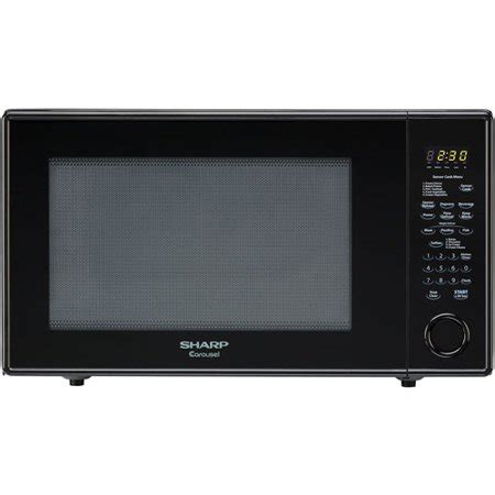 Walmart Countertop Microwave Ovens by Sharp R659yk Carousel Countertop Microwave Oven 2 2 Cu Ft