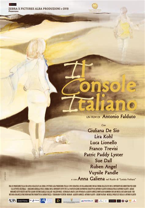 il console italiano il console italiano 2011 mymovies it