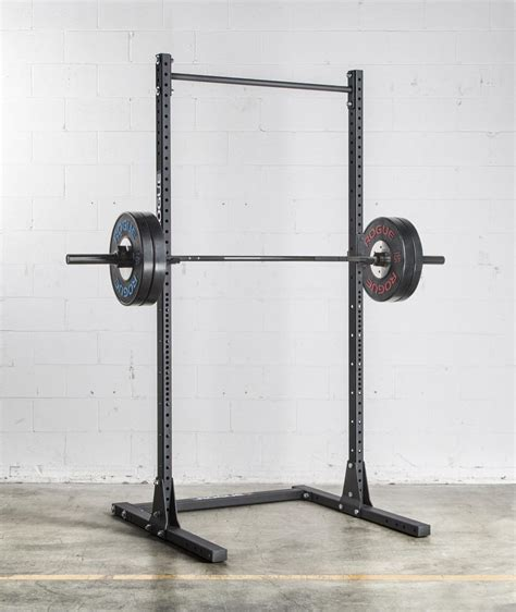 Rack Squat by Rogue S 2 Squat Stand 2 0 Weight 92 Quot Squat Rack