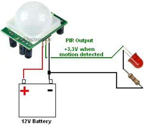 cheap pyroelectric infrared pir detector reuk co uk