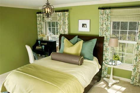 imagenes de recamaras verdes 20 encantadores dormitorios color verde