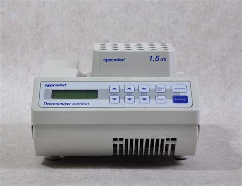 Eppendorf Thermomixer Comfort by Eppendorf Thermomixer Comfort Gemini Bv