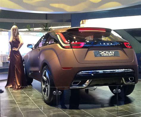 AUTOSTAT | Concept car Lada XRAY cost 1 million dollars ... B 200 Mercedes 2011