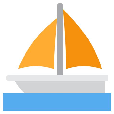 sailboat emoji list of twitter travel places emojis for use as facebook