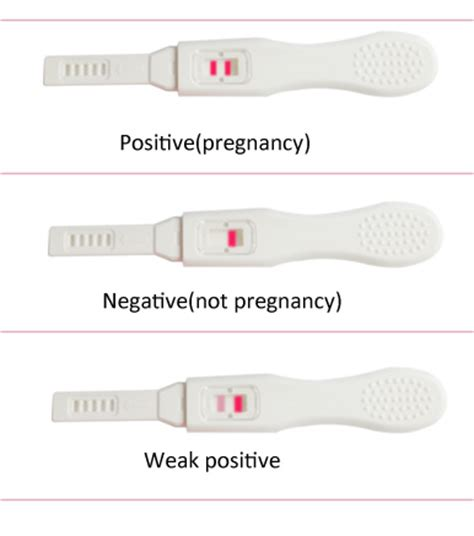 Can Detox Affect Pregnacy Test Results by Test Equipment One Step Hcg Pregnancy Test Midstream