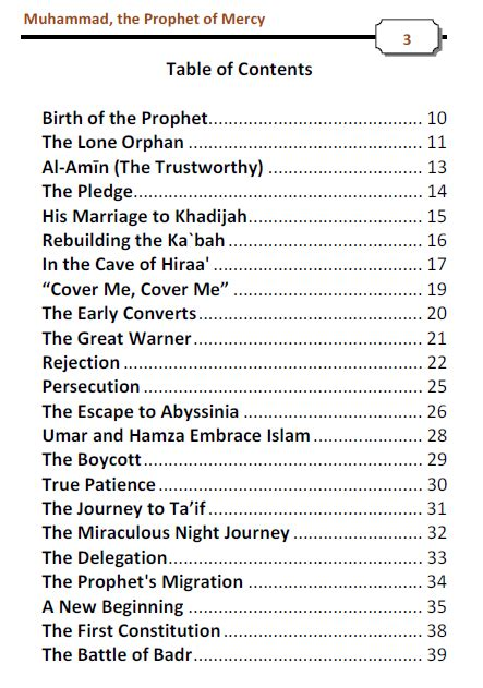 biography of muhammad the prophet pdf a biography of prophet muhammad pbuh iqrasense com