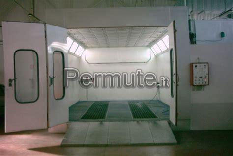cabina forno carrozzeria usato cabina di verniciatura e varie attrezzature roma usato in