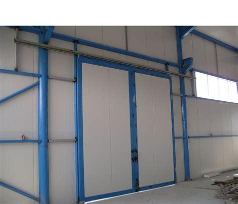 industrial exterior doors niko b industrial sliding door track