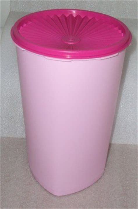 Mosaic Canister Pink Tupperware 17 best images about tupperware on serving dishes steamers and canister sets