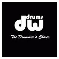 kaos dw drums drum logo dw drums brands of the world vector logos