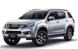 Suv Isuzu 2018 Isuzu Mu X Redesign Price 2017 2018 Suv And