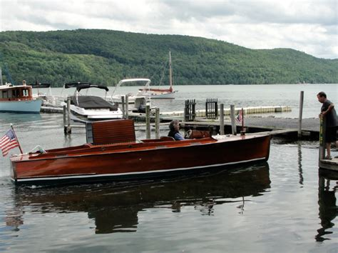 1929 chris craft big boat - Big Chris Craft Boats