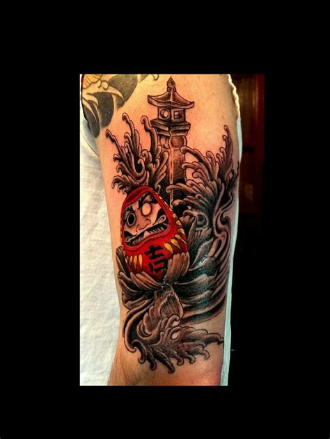 daruma doll tattoo meaning 17 best images about left on sleeve