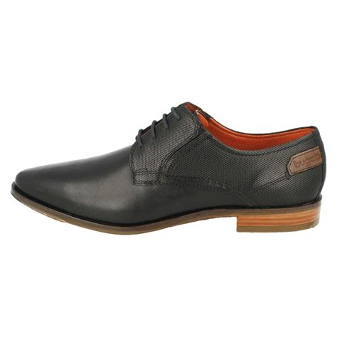 mens bugatti formal lace up shoes 14701 ebay