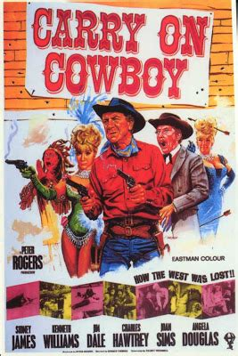 cowboy film comedy 1966 my favorite year carry on cowboy