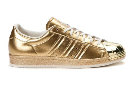 Adidas Superstar Foundation Pack Gold Original Bnwb adidas originals superstar 80s metallic pack gold