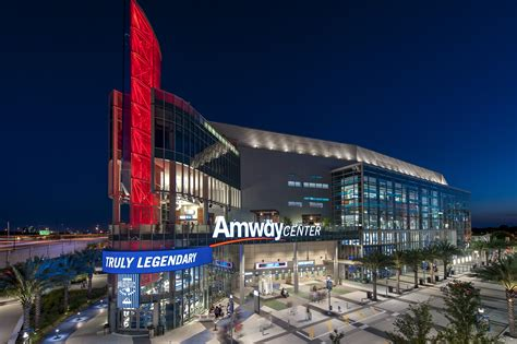 where center amway center continues to thrive the hotspotorlando